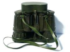 Vintage Chunky TASCO, 7x50 305R Binoculars Lens Covers & Strap MARINE Rubber #T1