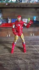 "Iron Man Mk VI 6 Marvel Universe Iron Man 2 3.75"" Fury of Combat Toys R Us TRU"