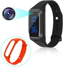 Sport Watch Hidden Cameras 1080P Smart Bracelet Style Mini Video Recorder Spy Ca
