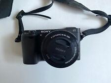 Sony Alpha A6300 24.2MP Mirrorless Digital Camera Kit 16-50mm OSS Lens + 2 BATT