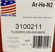 Harris Flowmeter Regcylinderar Co2cga580 3100211 Free Shipping