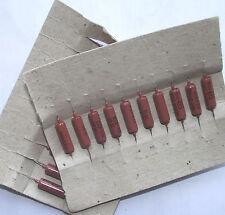 20 pcs * K40Y-9b PIO capacitors / 400V / 6800pF / FREE MATCHING BY PAIRS / QUADS