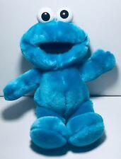"Cookie Monster 11""Laughing Talking Plush Stuffed 1996 Tyco Jim Henson Prod."