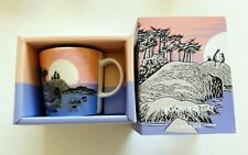 More details for bnib 'moomin day' 2018 mug special collectors item new in box arabia finland