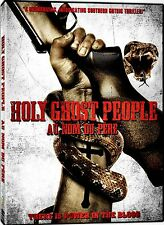 NEW DVD - HOLY GHOST PEOPLE - HORROR - Cameron Richardson, Emma Greenwell