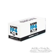 Ilford FP4++ Single 120 Roll ~ Freshest UK Stock