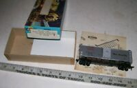 "Vintage Athearn HO BEV-BEL 40' D&RGW ""COOKIE BOX"" BoxCar With Blue Box No. 509-1"