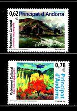 Andorra Andorra EspaÑola 2010 378 Valores Civicos El Reciclaje 1v. Europa