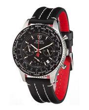 DeTomaso Armbanduhren mit Datumsanzeige und gebürstetem Finish