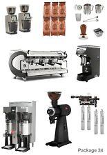 Simonelli Aurelia Wave Commercial Espresso Coffee Shop Package And Training