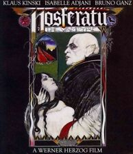 Nosferatu The Vampyre 0826663149524 With Klaus Kinski Blu-ray Region a