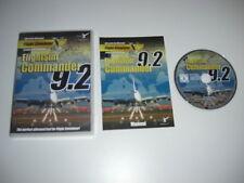Flightsim Commander 9.2 PC Add-on de lucha Simulador Sim X & 2004 FS2004 Fsx