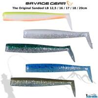 Savage Gear LB Sandeel The Original 12,5cm 16cm 17cm 18cm 20cm Sandaal Saltwater