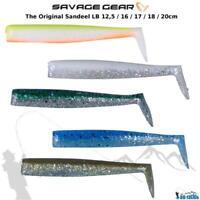 Savage Gear LB Sandeel The Original 12,5cm 16cm 17cm 18cm 20cm Sandaal Saltwater