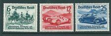 GERMANY 1939 Berlin Motor Show mint SET