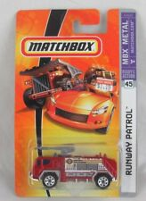 Matchbox MBX Metal Runway Patrol #45