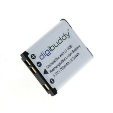 Digibuddy Accu Batterij Olympus TG-320 - 700mAh  Akku Battery