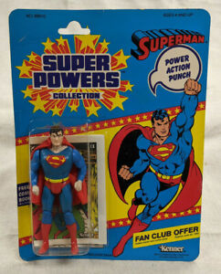 Kenner DC Super Powers Collection Superman Action Figure - Sealed