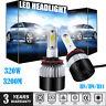 2x Clear LED Headlight Bulbs 320W/Set 32000M/Set H11 For Toyota Prius 1.8 Hybrid