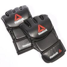 Reebok MMA Gloves, Black, Large