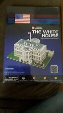 NEW Sealed The White House 3D Puzzle - CubicFun (64 Pieces)