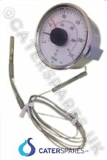 Preston & Thomas GAS FRIGGITRICE Chip PAN battenti gamma Temperatura Termostato Orologio 80