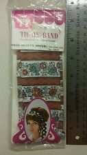 Vintage Headband / Neckband! Tie-On Scarf! Unique old hard to find retro Item!