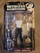 Chris Jericho WWE Ruthless Aggression Figure