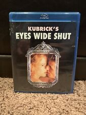 Eyes Wide Shut Blu-Ray rare oop. Disc is perfect.