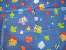 """coupon tissu  """" Winnie """"   63 X 83  cm"""