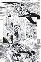 SUPERMAN LOIS & CLARK 5 pg 13 SUPERMAN VS BLANQUE (MAJOR NEW VILLAIN 3'D APPEAR)