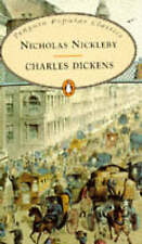 Nicholas Nickleby (Penguin Popular Classics), Dickens, Charles, Very Good Book