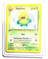 SKIPLOOM - 1st Edition Neo Revelation - 52/64 - Common - Pokemon Card - NM