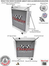 4 Row Performance Champion Radiator for 1958 Chevrolet Biscayne V8 Engine
