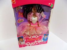 Costume Ball Black Barbie Doll #7134 New Never Removed From Box 1990 Mattel, Inc