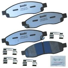 Disc Brake Pad Set fits 2004-2007 Nissan Titan Armada Pathfinder Armada  BENDIX