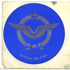 Autocollant Sticker Pub - Armée de l'air