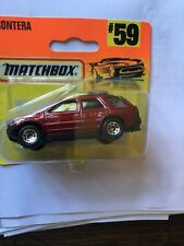 VINTAGE MATCHBOX #59 VAUXHALL FRONTERA CAR DIECAST MODEL BOXED