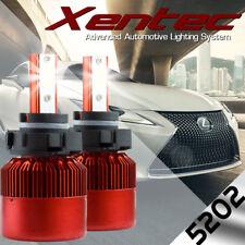 XENTEC LED HID 6K Foglight Conversion kit 5202 12086 H16 Dodge Charger 2006-2014