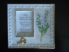 Lenox May Birthstone Frame Retail $37.50 Excellent Condition!