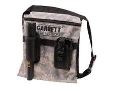 "Garrett Metal Detector 10"" Camo Digger's Pouch for up to 48"" Waist"