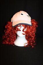 Women's New Era Round Rock Express Pink adjustable strapback cap hat w/pocket