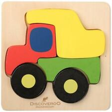 Discoveroo Wooden Chunky Puzzle – Truck