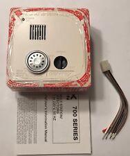 Gentex 710H Photoelectric Smoke Detector 120V, 60 Hz or 220V 50HZ-NEW-FREE Ship