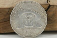 50 Schilling 1959 Österreich Tiroler Freiheit 1809-1959 Silber Münze 900 19,92g