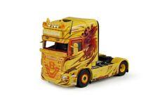 Scania - R-serie Topline - Roland Graf 65615  Tekno 0687  Maß 1:50