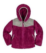 Toddler Girl The North Face Orchid Oso Hoodie Fleece Jacket Coat Fall Size 2T