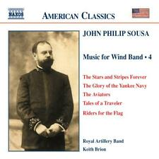Keith Brion - John Philip Sousa: Music for Wind Band, Vol. 4