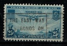 United States 1935 25c Trans Pacific Air Mail SGA776 Used