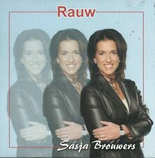 "Sasja Brouwers ""Rauw"" Pre Sellection Eurovision Netherlands 2003"